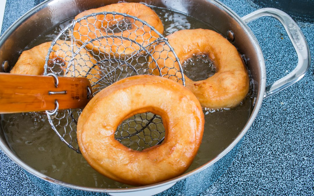 How to make perfect doughnuts Part 2